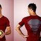 Camiseta a lo Superman para Cristiano