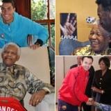 Mandela, un enamorado del deporte