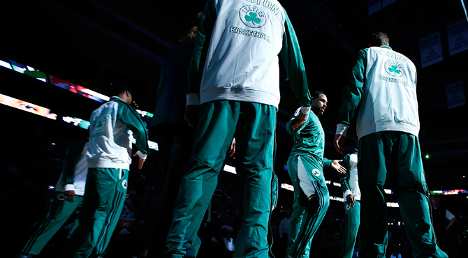 Los Celtics pasan del 'tanking'
