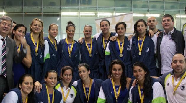 El Sabadell logra la Supercopa, el último título que le faltaba