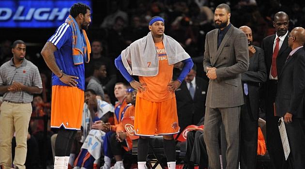 Los Celtics humillan a los Knicks en el Madison