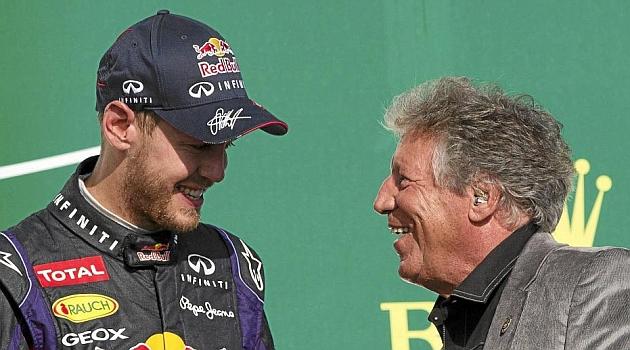 Andretti: Kimi no llega para ayudar a Fernando