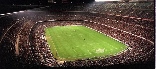 El Barcelona tendr� un estadio  cubierto para 105.000 aficionados