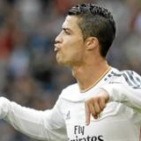 CR7, por delante de Messi y Rib�ry al Bal�n de Oro