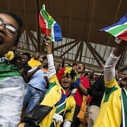 El Soccer City despide a Mandela