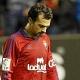 De las Cuevas, baja definitiva para jugar contra el Real Madrid