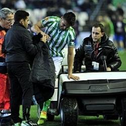 Xavi Torres se rompe el tendón de Aquiles del pie izquierdo