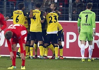 El Sevilla se acostumbra a ganar