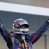 Los jefes de equipo eligen a Vettel como el mejor piloto de 2013