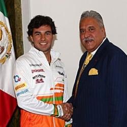 Sergio Pérez ficha por Force India
