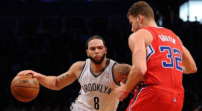 Los Nets resucitan ante los Clippers gracias a Deron Williams