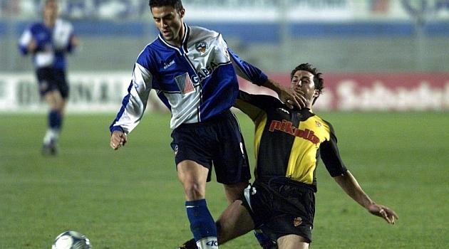 Desde el año 1987 no se ven las caras Sabadell y Zaragoza en partido oficial / Marca