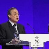 Florentino: Estoy convencido de que Cristiano va a ganar el Bal�n de Oro