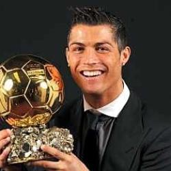 Cristiano: Con el Bal�n de Oro de 2008 yo ya soy feliz
