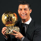 Cristiano: Con el Balón de Oro de 2008 yo ya soy feliz