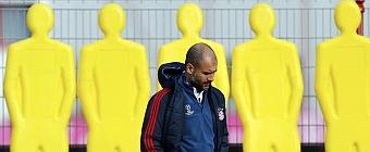 Guardiola: El Bayern no es el mejor equipo de Europa
