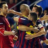 El Barcelona remonta un 0-2 en la prórroga al Inter Movistar