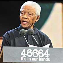 Nelson Mandela, un prisionero en el país de los sueños rotos