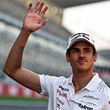 Adrian Sutil ya es piloto de Sauber