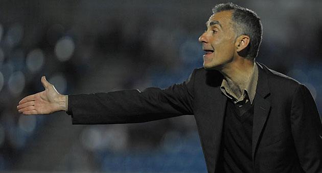 Carlos Terrazas, nuevo entrenador del Mirandés