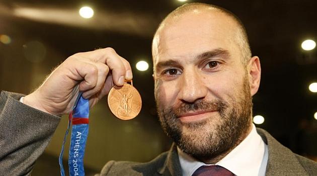 Manuel Martínez ya tiene su bronce olímpico