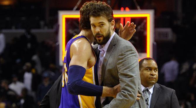 La pareja Kobe-Pau muestra a D'Antoni y los Lakers la senda de la verdad