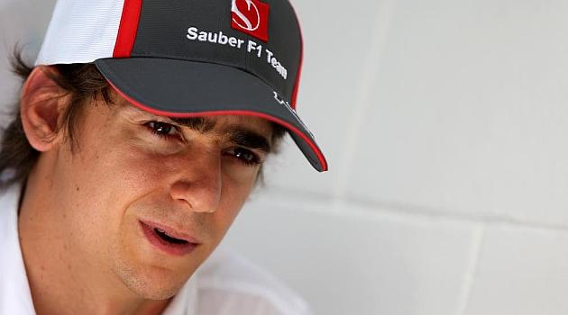 El mexicano Esteban Gutiérrez seguirá en Sauber