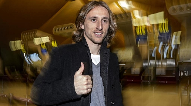 Modric: Ancelotti cree en m� y cada d�a juego mejor