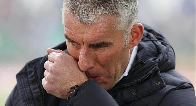 El Hannover despide a su técnico, Mirko Slomka