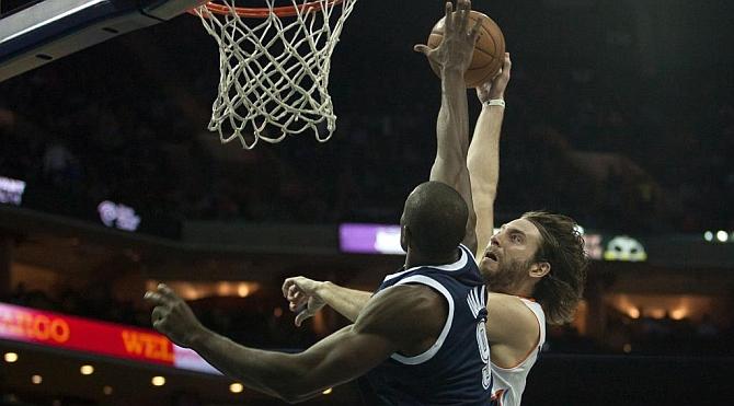 Los disc�pulos de Jordan rozan la gesta pero Durant es demasiado incluso sin Westbrook