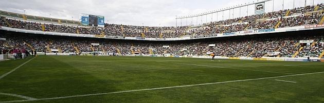 ¿Cuál es el campo más grande de la Liga?