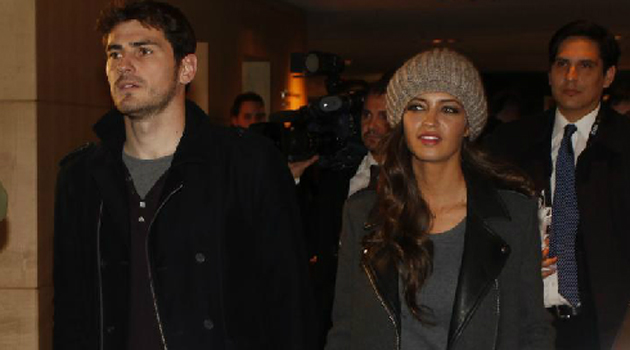 That's my boy! Iker Casillas' son is born