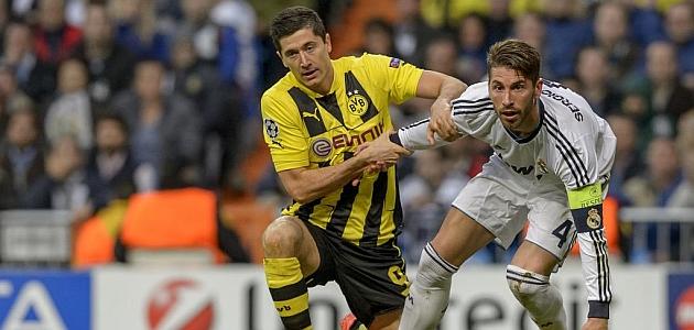 Real Madrid offered �81 million for Lewandowski