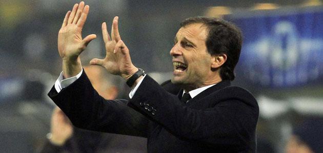 Allegri confirma que no seguir� en el Milan