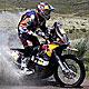 Barreda, primer l�der en motos