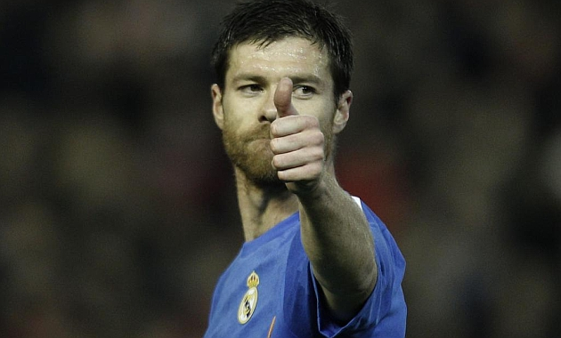 Xabi Alonso signs two-year contract extension