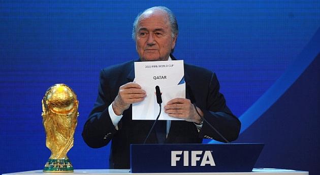 La FIFA ya habla de Qatar 2022 en invierno