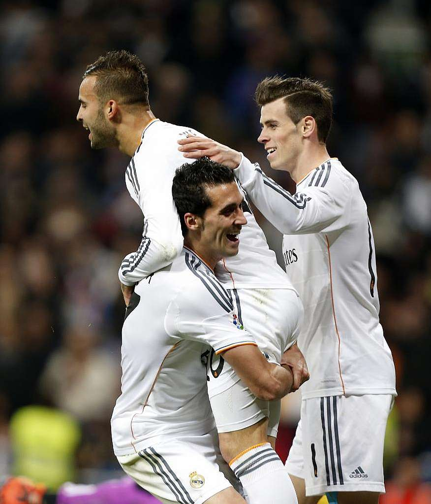 """Marca Com English Version: Arbeloa: """"Jesé Is Playing Exceptionally Well"""""""