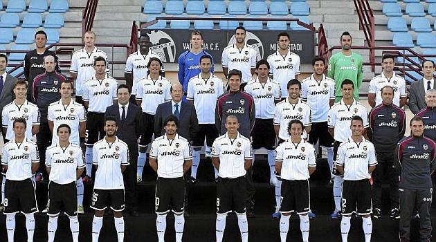 Al descubierto los salarios de los jugadores del Valencia