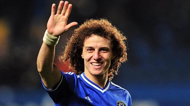 David Luiz for �35 million