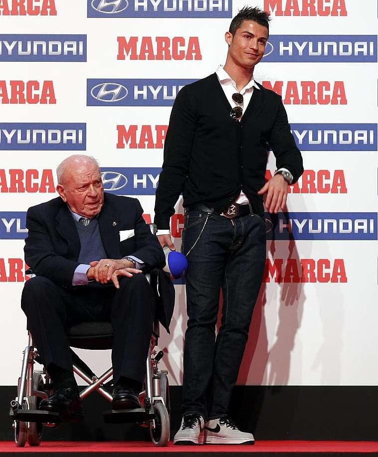 Marca Com English Version: The Di Stéfano Of The 21st Century