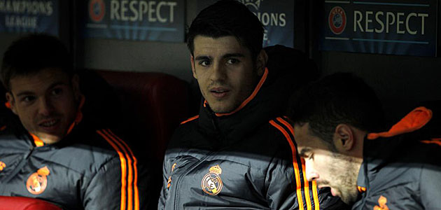Inter and Juventus have �13 million for Morata