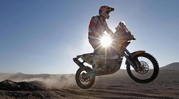 Coma, virtual ganador del Dakar