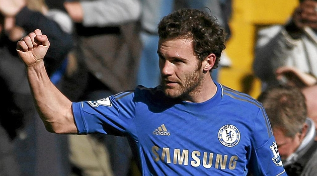 Mata looking for 'Blues' exit