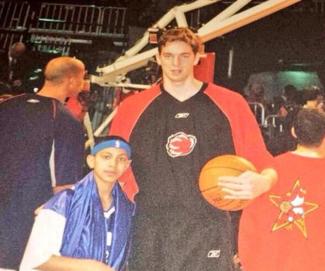 Pau Gasol reclama su condici�n de estrella NBA con los mejores n�meros de su carrera