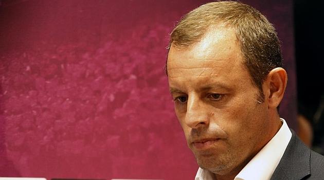 Barcelona president Sandro Rosell resigns