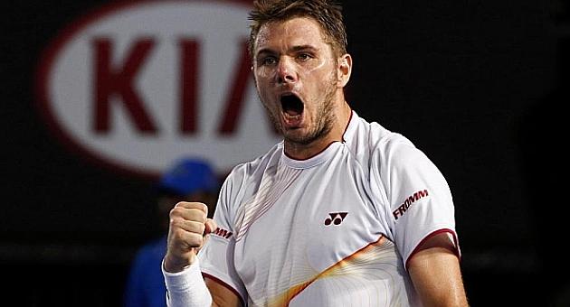 Wawrinka se mete en su primera final de Grand Slam