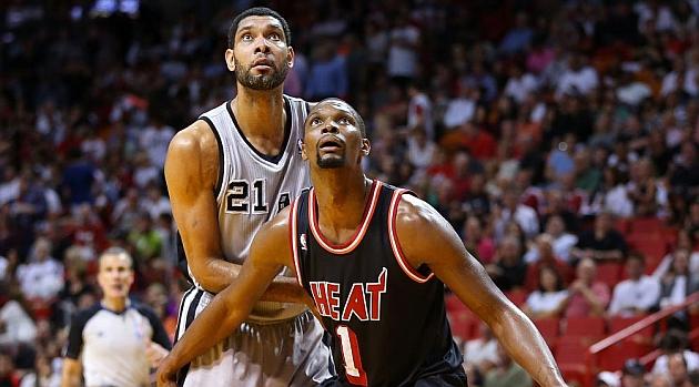 'La Ceja' y el 'resucitado' Bosh brillan en la 'peor' noche de la NBA en la �ltima semana