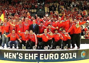 Un bronce de campeones