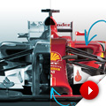 Compare the new Ferrari F14 T with its predecessor
